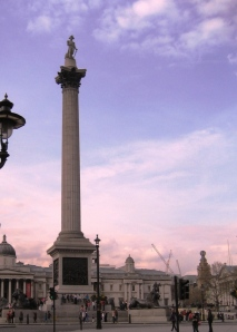 Nelsons_column_at_sunset