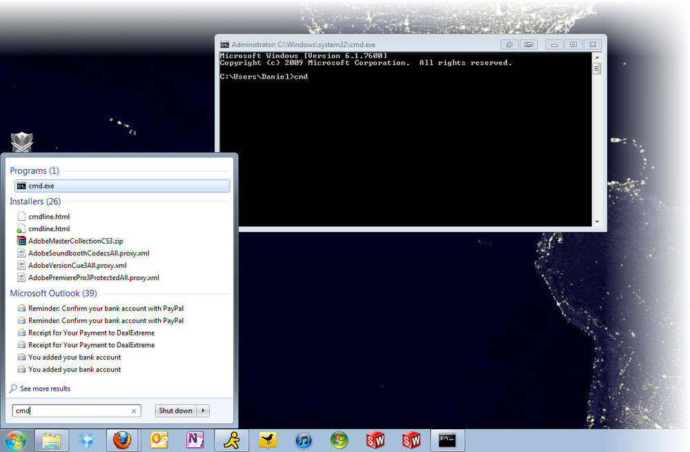 Little-Known Windows 7 Command Tool Generates Sustainability