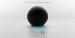 Google Nexus Q - Sexy Streaming Media Hub for Android Users, Made in the USA