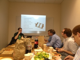 Lunch 'n' Learn with CaddEdge at Philips HQ