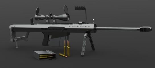 Barret Sniper 2