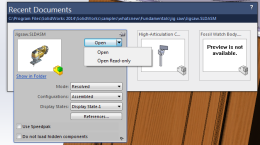 SolidWorks 2014 What's New – Chapter 3: SolidWorks Fundamentals, Part II